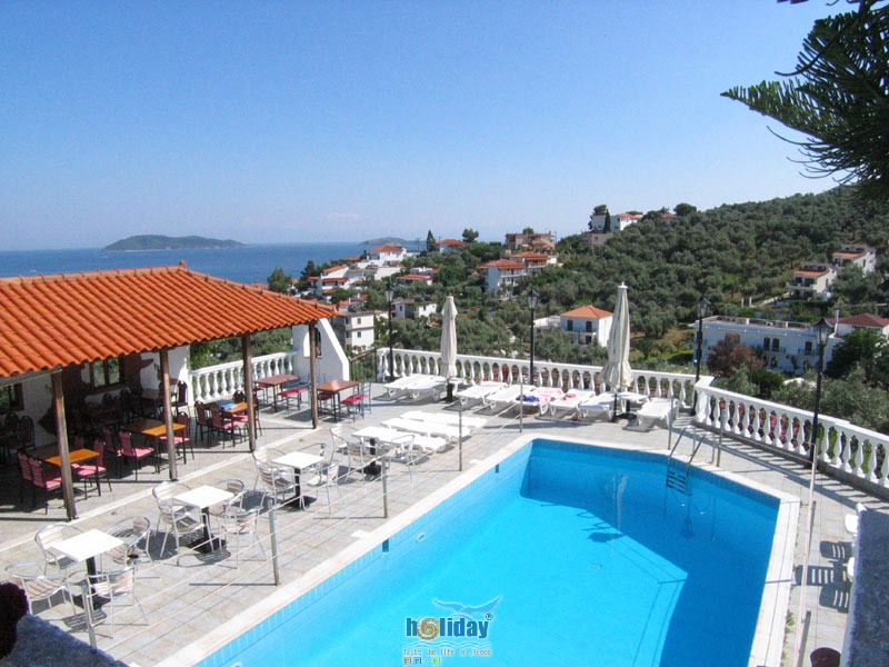 FENGEROS VILLAGE  HOTELS IN  MEGALI AMMOS