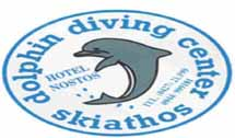 DOLPHIN DIVING CENTRE SKIATHOS IN  TZANERIA BEACH